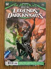 Dark Nights Death Metal Legends of Dark Knights #1 1st Print 1st Robin King NM