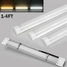 1-4ft Led Ceiling Tube Light Bar Linear Batten Lamp Lighting Home Shop Fixtures