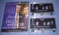 REGINALD HILL DEADHEADS Double cassette audio book A6