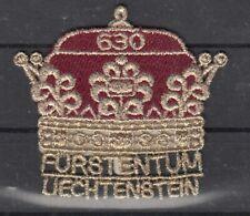Liechtenstein   aus 2019  Krone  Stickerei  **  (mnh)