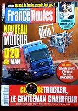 France Routes n°265; Test moteur D 20 de Man/ Eccessoires Spécial Salon Tuning