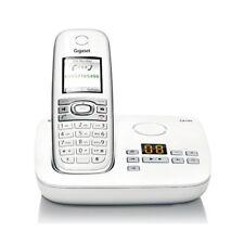 Siemens Gigaset C610A DECT schnurlos Telefon weiss