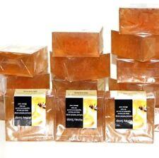 HandMade Whitening Peeling Glutathione Arbutin Honey Kojic acid Soap ^