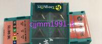 10PCS/box NEW original Taegutec CNC blade TNMG160408 TT7015