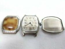 Vintage Illinois Wrist Watch Men's 17jewel