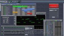 Multimedia Music Midi Audio Production Studio NEW Software Program on CD