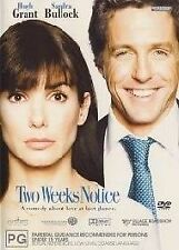 Two Weeks Notice - Hugh Grant and Sandra Bullock - NEW