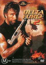 Delta Force 02 - The Colombian Connection (DVD, 2003)