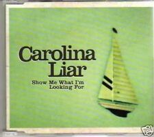 (483G) Carolina Liar, Show Me What I'm Looking..- DJ CD