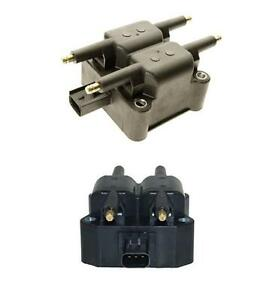 CHRYSLER DODGE EAGLE JEEP MITSUBISHI PLYMOUTH OEM 50013 Ignition Coil