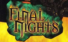 Jyhad/VTES Final Nights Singles Collection
