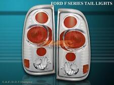 1999-2007 FORD F250 F350 F450 F550 SUPER DUTY CHROME TAIL LIGHTS NEW 04 05 06 07