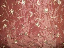 Claridge Fabric   Eveie   Rust
