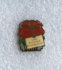 1990  PORTLAND ROSE FESTIVAL PIN