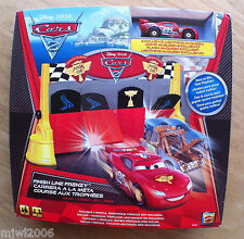 Disney PIXAR Cars 2 FINISH LINE FRENZY GAME with EXCLUSIVE LIGHTNING MCQUEEN