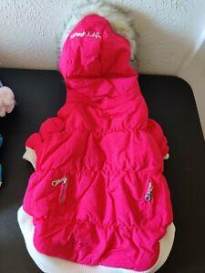 Girl dog clothes medium