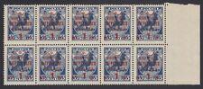 Russie, 1932. Exchange Timbres PE25 Bloc 10, Excellent État