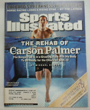 Sports Illustrated Magazine Carson Palmer & Barbaro May 2006 051315R