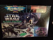 1994 Hasbro Star Wars Planet Dagobah Mini Playset Action Figure