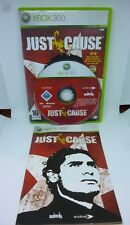 Just Cause (Microsoft Xbox 360, 2006) European Version Gaming Gamers Top