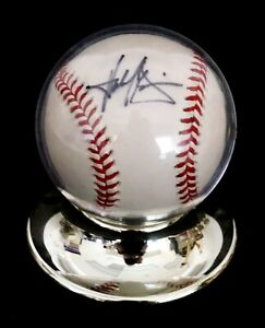 HAROLD BAINES Chicago White Sox Autographed Official OAL Baseball w PSA/DNA COA
