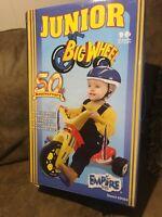Big Wheel Junior 50th Anniversary 9 Inch Ride-On TrikePink