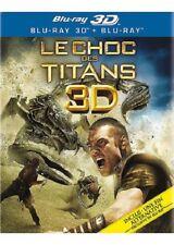 Le Choc des titans BLU-RAY 3D NEUF SOUS BLISTER