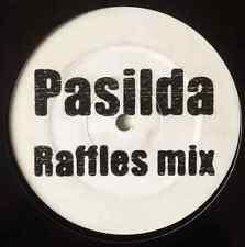 "AFRO MEDUSA - Pasilda (Raffles Mix) (12"") (Promo) (G-/NM)"