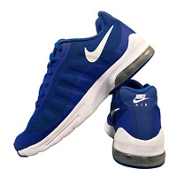 Nike Air Max Invigor Women's Boy's Shoes Size Uk 5 Blue Sports Trainers EUR 38