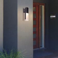 Outdoor Wall Light Modern Led Single Head Sconce Waterproof Wall Plug-in Cord