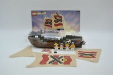 LEGO Set 6271 Piratenschiff mit BA Pirates I Imperial Flagship with instruction