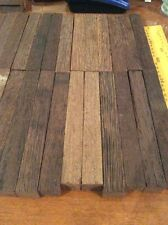 Panga/panga Hardwood Blank Rare Timber  X20 135 Mm