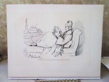 Vintage Print,SIR WILLIAM MOLESWORTH,Literary,Maclise,c1840
