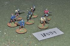 25mm zombie gunfighters 7 figures (18039)