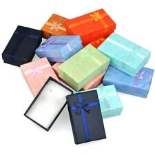 12pcs Assorted Jewelry Gifts Boxes for Jewelry Display J4x8