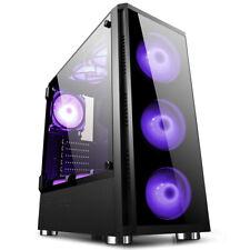 GOLDEN FIELD Z20 E-ATX ATX M-ATX Mid Tower PC Computer Case For Desktop PC