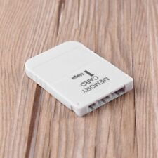 Memory Card for PlayStation 1 One Ps1 PSX Game Useful Practical Affordable 1s