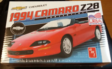 Amt 1994 Camaro Z-28 Convertible Kit, 1/20 Scale New Sealed