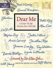 Dear Me: A Letter to My Sixteen-Year-Old Self, Joseph Galliano | Hardcover Book