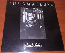 THE AMATEURS-BACKSLIDE ,LP SPAIN 1990