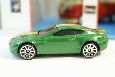 2021 Hot Wheels Aston Martin V8 Vantage Green from HW Exotics 5-Pack Loose