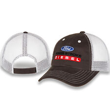 FORD  POWER STROKE DIESEL COTTON AND MESH EMBROIDERED HAT