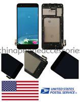 FIT For LG Rebel 4 L212 L212VL L212BL LML211BL LCD Touch Screen Digitizer Frame
