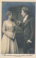 POSTCARD   ACTRESSES     Gertrude  Elliott  &  Forbes  Robertson