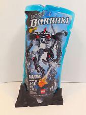Lego Bionicle Barraki Mantax 8919  Sealed New!
