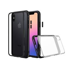 Rhinoshield Slim Modular MOD Case for iPhone X — Black
