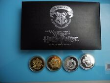 New Harry Potter Token Coin Slytherin/Ravenclaw/ Hufflepuff/ Gryffindor Coins