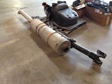 2011 International PROSTAR Muffler w/ Exhaust Stack