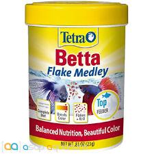Tetra Betta Flake Medley BettaMin 0.81 oz Fish Food Fast Free USA Shipping
