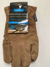 CORDOVA COLD WEATHER LEATHER GLOVES LARGE